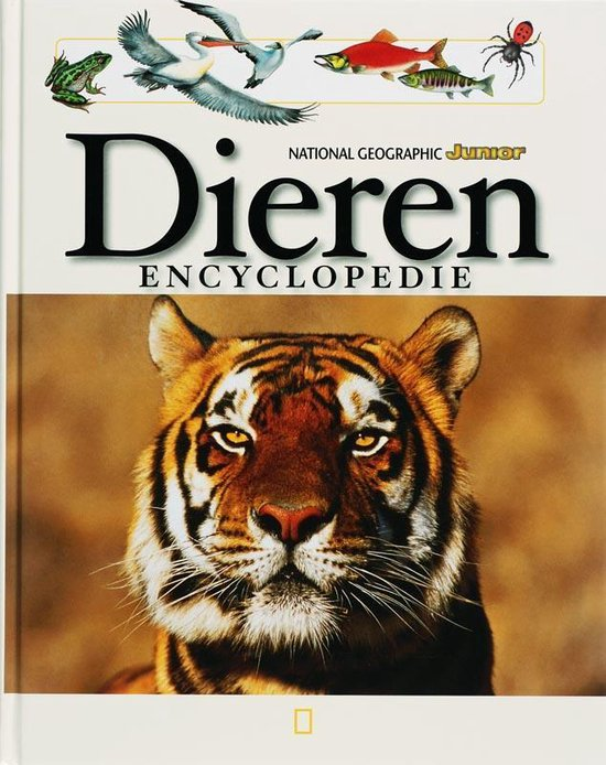 Junior Dierenencyclopedie - K. Macghee |