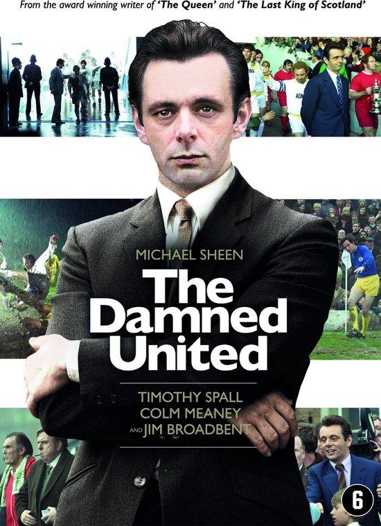 Cover van de film 'The Damned United'