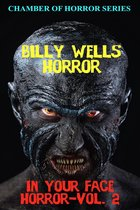 Omslag In Your Face Horror- Volume 2
