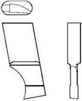 Reserve mes voor cirkelsnijder, type 00A8 HSS-E GFS