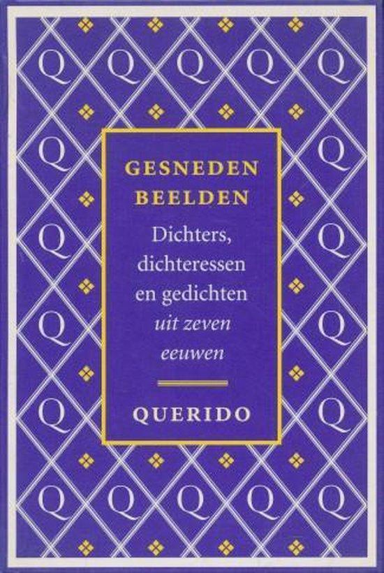 Gesneden beelden. Dichters, dichteressen en gedichten uit zeven eeuwen. Kwartetspel - Zz Querido |