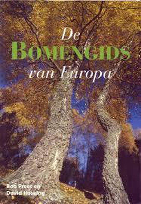 De bomengids van Europa - Bob Press |