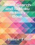 Word Search and Sudoku Activity Book