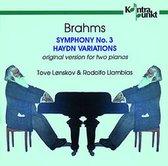 Symphony 3, Haydn Variations
