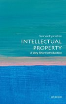 Omslag Intellectual Property: A Very Short Introduction