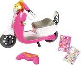 BABY born® City Scooter - op afstand bestuurbaar
