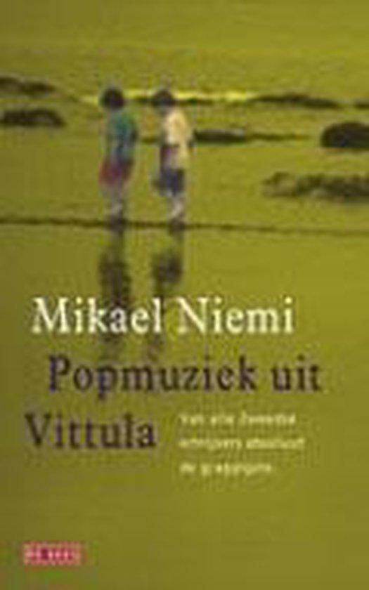 Popmuziek Uit Vittula - Mikael Niemi  