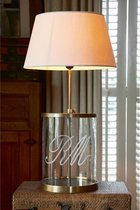 Rivièra Maison The Collector Lamp Base L - Tafellamp - Transparant
