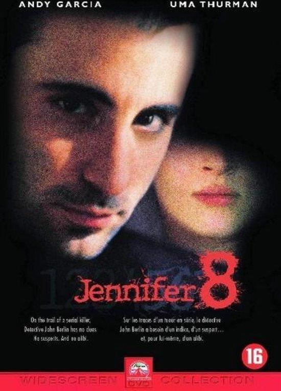 Cover van de film 'Jennifer 8'