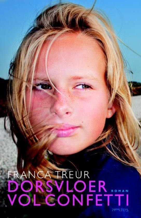 Dorsvloer vol confetti - Franca Treur |