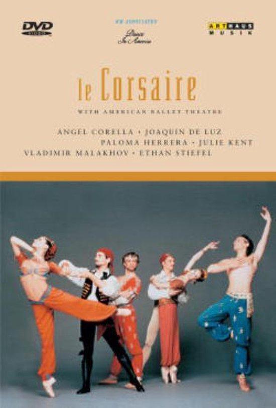 Cover van de film 'Adam - Le Corsaire'