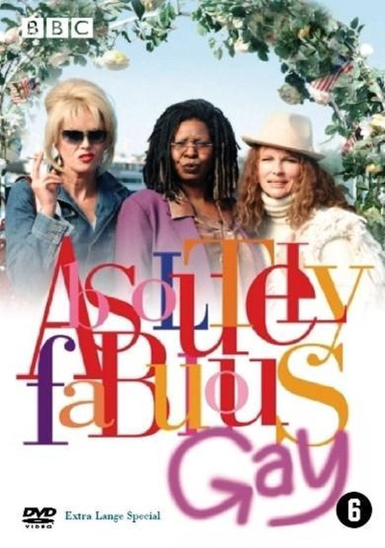 Cover van de film 'Absolutely Fabulous - Gay'