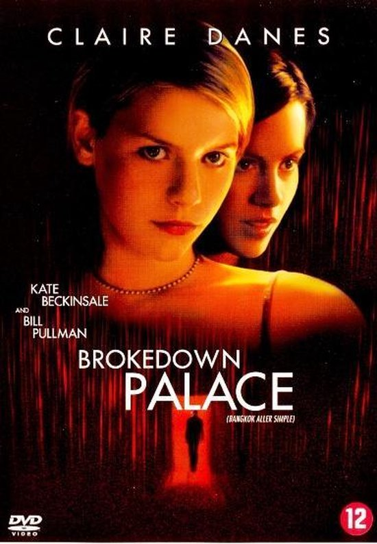 Cover van de film 'Brokedown Palace'