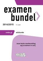 Examenbundel - VMBO-GT Wiskunde  - 2014/2015
