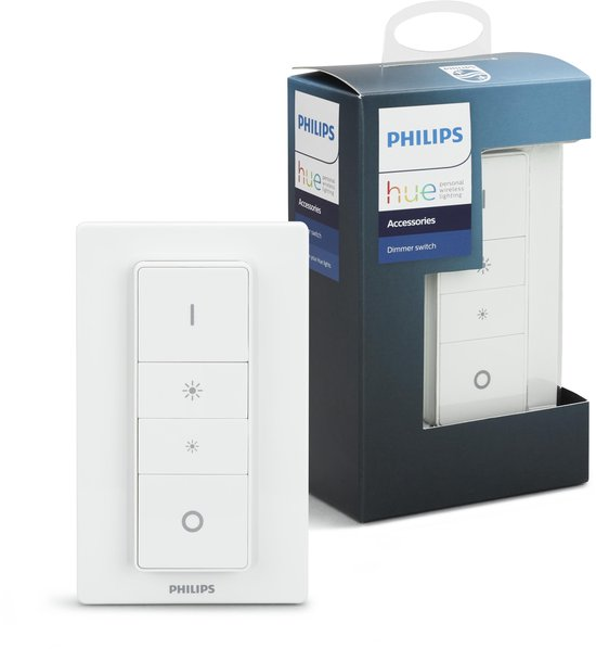 Philips Hue dimmer switch - draadloze schakelaar