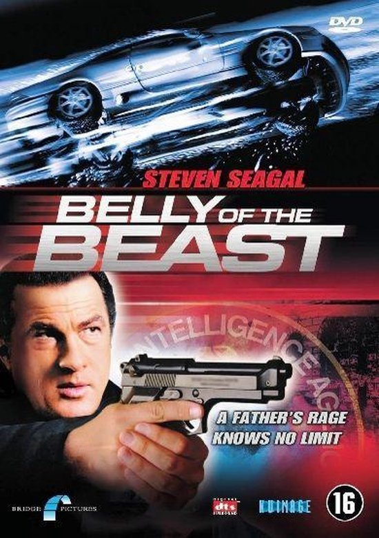 Cover van de film 'Belly Of The Beast'