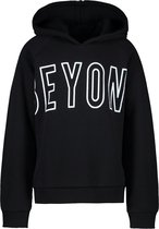 Cars Jeans Meisjes T-Shirt Beyond Hood Longsleeve - Black - Maat 128