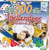 Spellendoos 200 delig - Clown