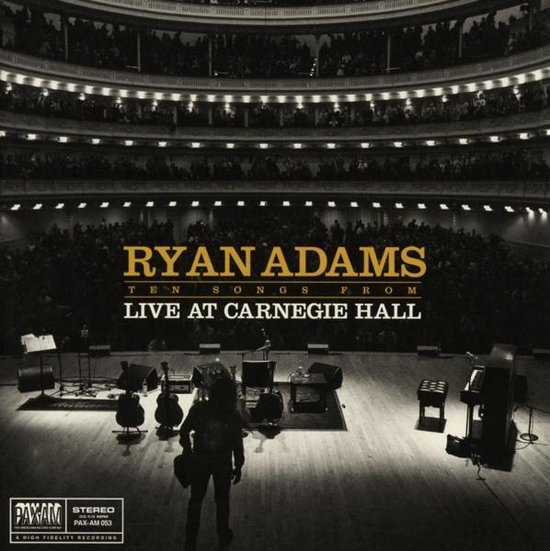 Ten Songs From Live At Carnegie Hall