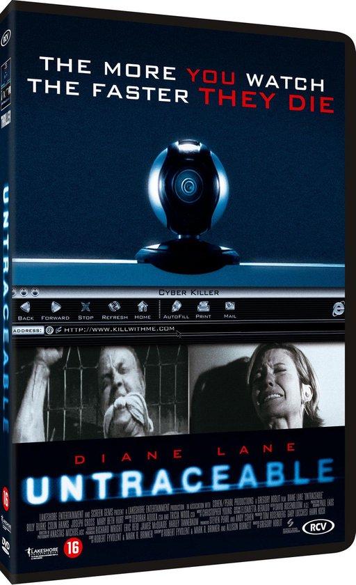 Cover van de film 'Untraceable'