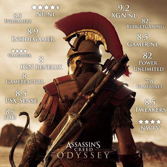 Assassin's Creed: Odyssey - Medusa Edition - Xbox One - Ubisoft