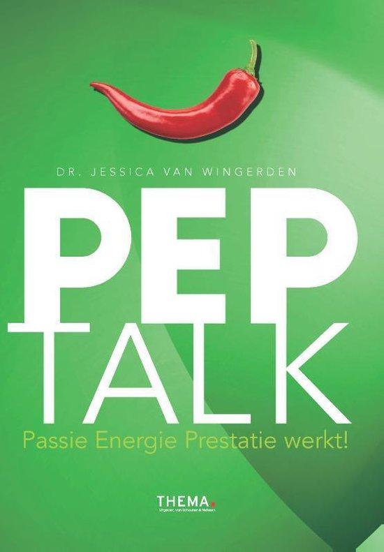 PEP-Talk - Jessica van Wingerden |