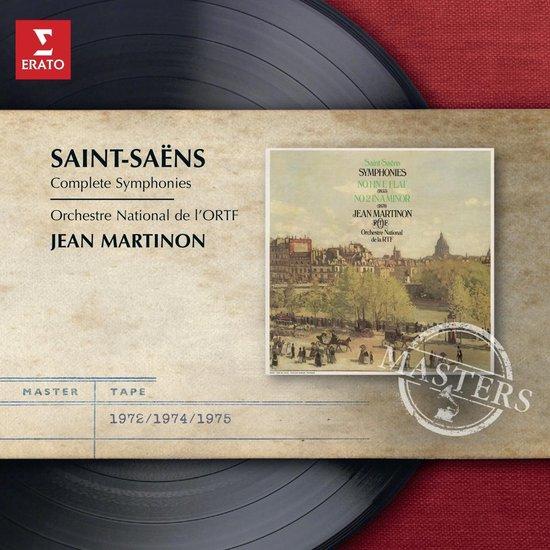 Saint-Saens Complete Symphoni