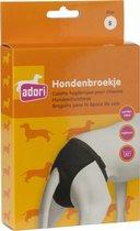 Adori Luxe Hondenbroek - S - Zwart