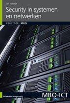 Omslag MBO-ICT - Security in systemen en netwerken Keuzedeel MBO