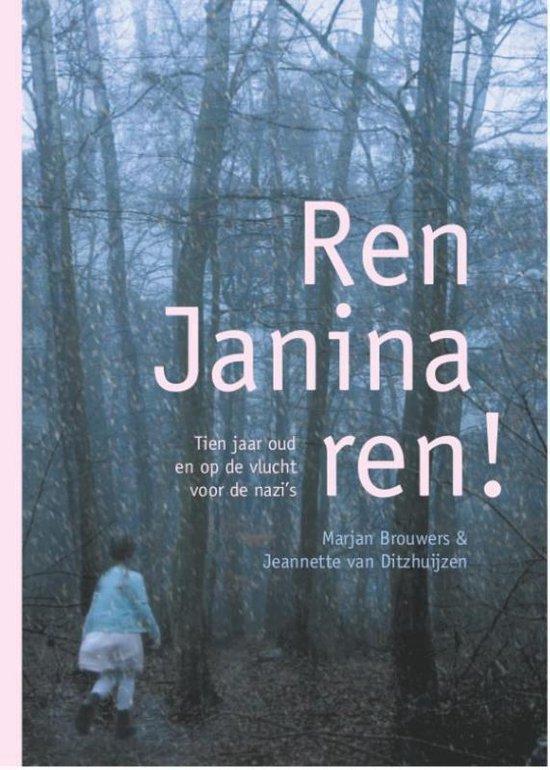 Ren, Janina, ren! - Marjan Brouwers |