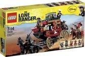 LEGO Lone Ranger Postkoets Ontsnapping - 79108