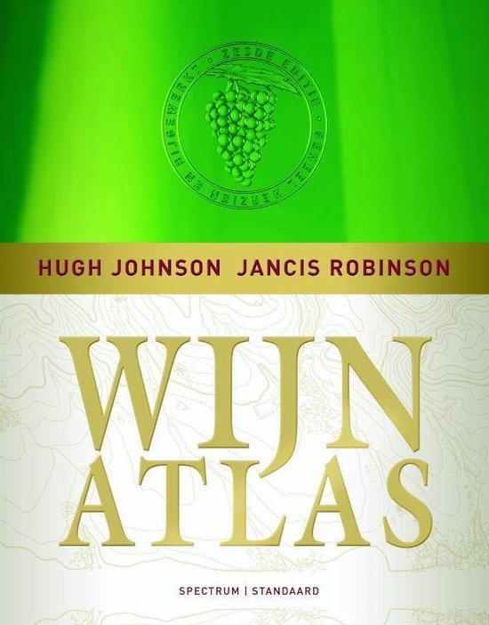 Wijnatlas - Hugh Johnson |