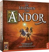 Afbeelding van De Legenden van Andor - Bordspel