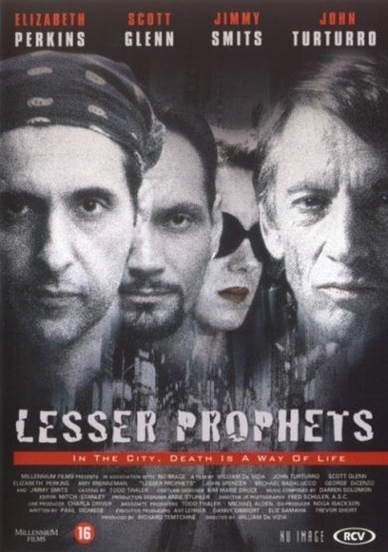 Cover van de film 'Lesser Prophets'
