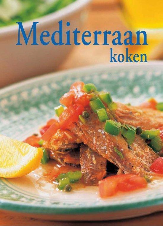 Mediterraan Koken - Onbekend   Readingchampions.org.uk