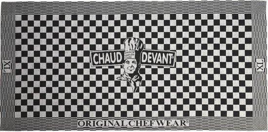 Chaud Devant - Theedoek Keukendoek XL - 100 x 50 cm - 3 stuks