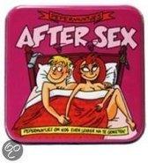Pepermunt Blikje - After sex (incl. 70 gram pepermunt)