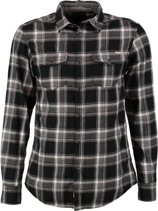 Jack & jones flannel slim fit overhemd valt kleiner - Maat M