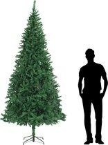 vidaXL Kunstkerstboom 300 cm groen