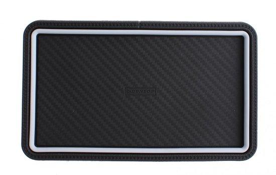Dunlop Antislipmat 20 X 11 Cm Zwart