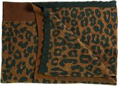 KA Tigerlily throw Brown 130x170
