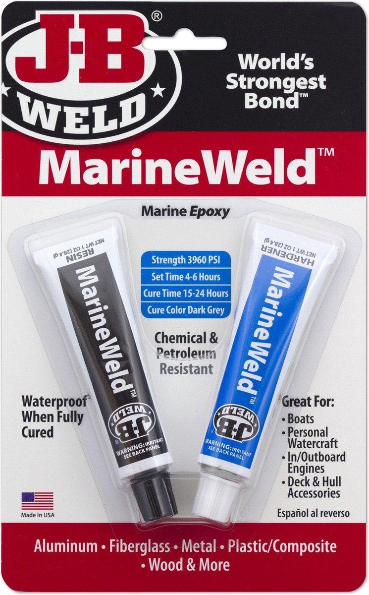 JB-Weld Marineweld 8272, 2-componenten Epoxy product