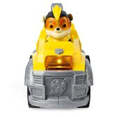 Afbeelding van PAW Patrol Mega Pups Super Paws Voertuig Rubble speelgoed
