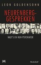 Boek cover Neurenberg-gesprekken van Leon Goldensohn