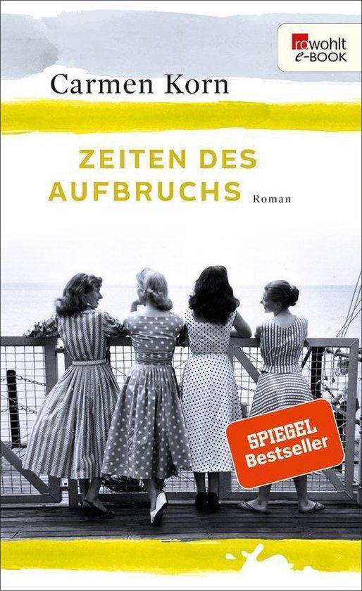 Boek cover Zeiten des Aufbruchs van Carmen Korn (Onbekend)