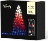 Twinkly kerstverlichting warm wit 20 meter (175 LED-lampjes) met mobiele app