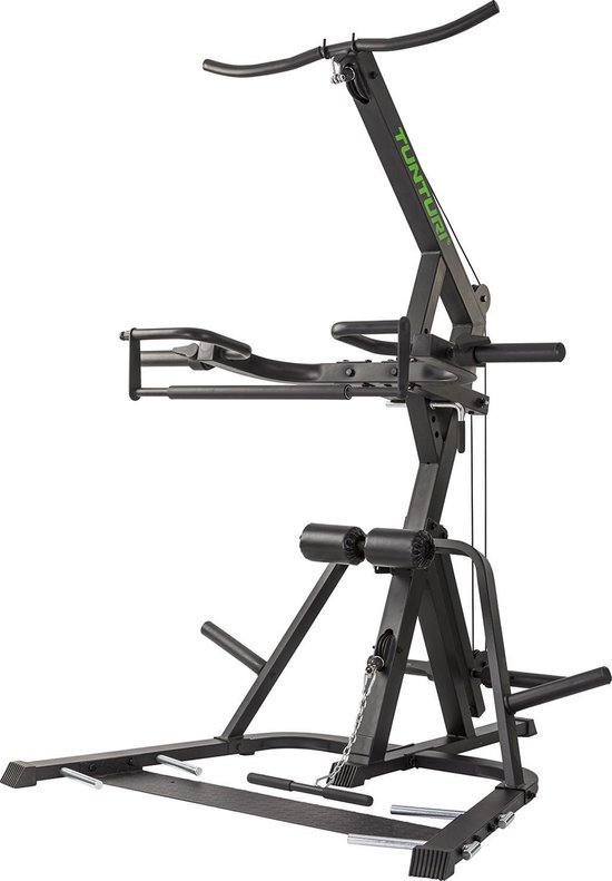 Tunturi WT85 Levarage home gym - Lat pulley station