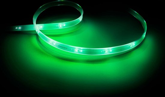 Philips Hue LightStrip Plus 2 meter - Led Strip - White and Color Ambiance - basis