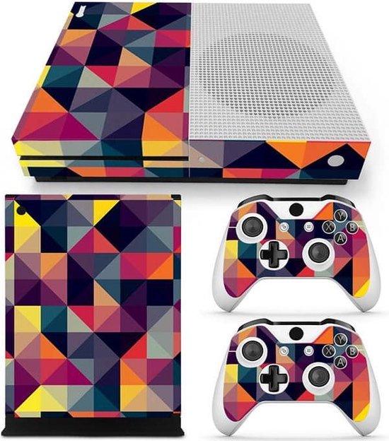 Origami – Xbox One S skin