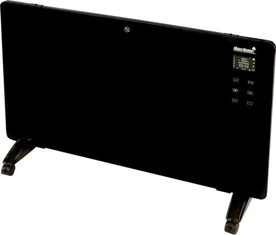 MaxxHome 20530 - Convector kachel - Electrische Paneel badkamer kachel - met timer - 2000 W